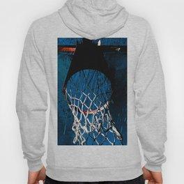 Modern basketball art print cx 2 Hoody