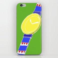 Watch_1 iPhone & iPod Skin