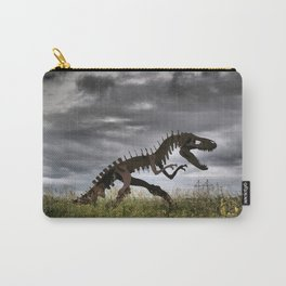 Steel T-Rex Carry-All Pouch