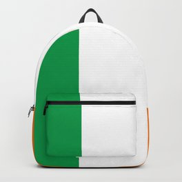 Flag of the Republic of Ireland Backpack