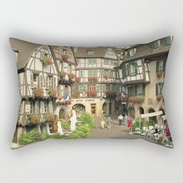 Alsace - Colmar Rectangular Pillow