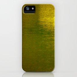 Goldwater II iPhone Case