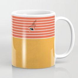 Finish Line Coffee Mug
