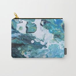 A Cold Lake Carry-All Pouch