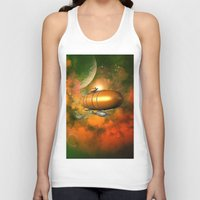 led zeppelin Tank Tops featuring Zeppelin  by nicky2342