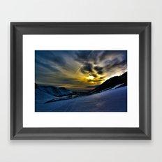 Glen Alps  Framed Art Print