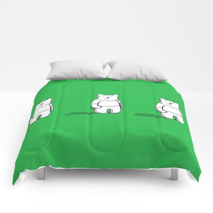 Cute! Bears, bears, bears! Comforters