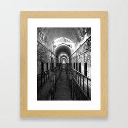 Eastern State Penitentiary  Framed Art Print