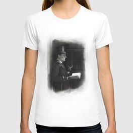 A Contemplative Pause T-shirt