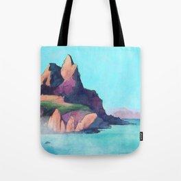 Madeira island Tote Bag