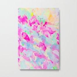 berry creamsicle Metal Print