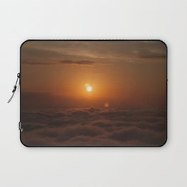 Three Sun SunSet Laptop Sleeve
