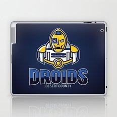 Desert County Droids - Navy Laptop & iPad Skin