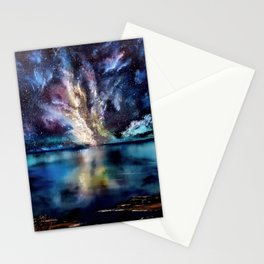 Cosmic Calm Stationery Cards