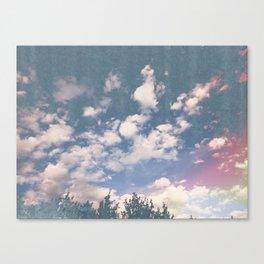 color sky Canvas Print