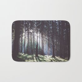 Magic forest - Landscape and Nature Photography Bath Mat