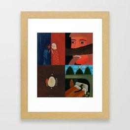 2020 Framed Art Print