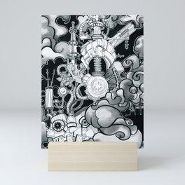 Distant Thunder Mini Art Print