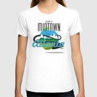 atlanta T-shirts featuring Midtown Atlanta by Niels Revers Design