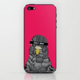 Dirty Bird  iPhone Skin