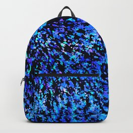 Informel Art Abstract G63 Backpack
