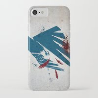 infamous iPhone & iPod Cases featuring inFamous Second Son Good Karma by Kyrsten Carlson