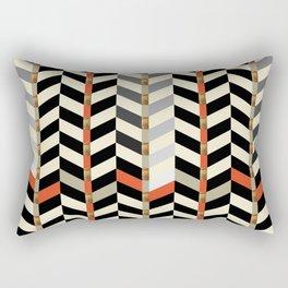 Geometric#29 Rectangular Pillow