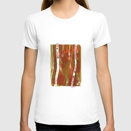 contemporary sculpture and photo T-shirt