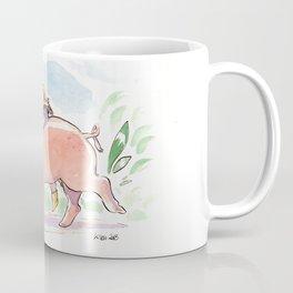 Piglet Coffee Mug