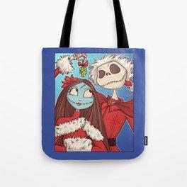 Sally and Jack Tote Bag