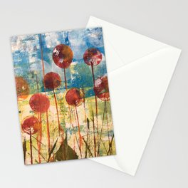 Home Cooked Flowers by Sam Crowe Stationery Cards