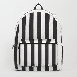 7-1015V-P1-0, Black vertical lines, big size, Backpack