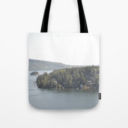 Deep Cove Tote Bag
