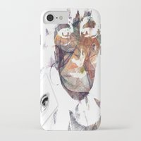 no face iPhone & iPod Cases featuring Face by Laake-Photos