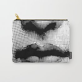 Lina Cavalieri - nose and mouth Carry-All Pouch