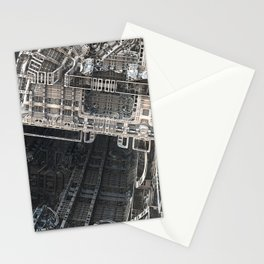 Station 4 by Jean-François Dupuis Stationery Cards