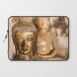Wat Si Saket Buddhas XI, Vientiane, Laos Laptop Sleeve