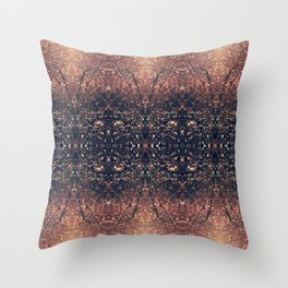 The Enchanted Forest No.16 Throw Pillow