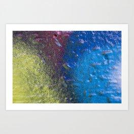 Posy Art Print