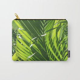 It's All About Greenery Carry-All Pouch