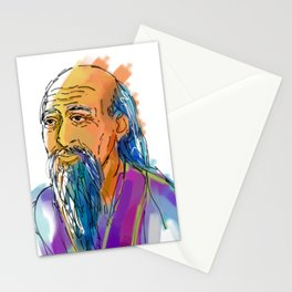 Laozi/Lao tzu Stationery Cards