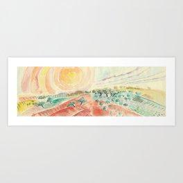 Portugal scenes Art Print