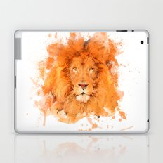 Splatter Lion Laptop & iPad Skin