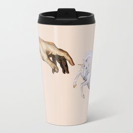 The creation Travel Mug