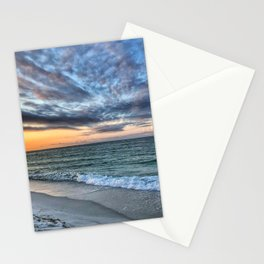 Ocean Sunrise Stationery Cards