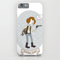 Star Wars fan-girl iPhone 6s Slim Case