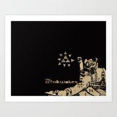 Wind Waker Art Print