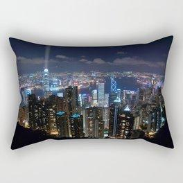 Hong Kong- Victoria Peak Rectangular Pillow