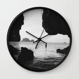 Shallows Wall Clock