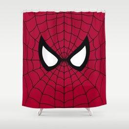 Spider man superhero Shower Curtain